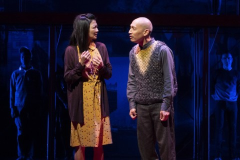 Michelle Krusiec, Francis Jue, Wild Goose Dreams, Public Theatre