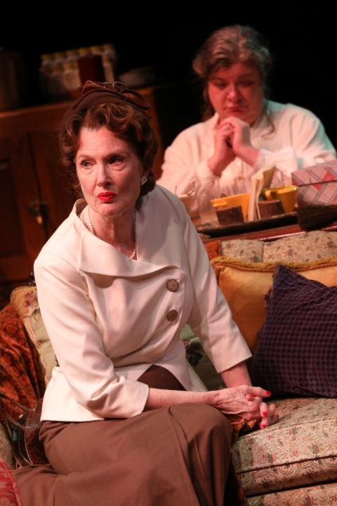 Annette O'Toole, Polly McKie, A Lovely Sunday For Dreve Coeur, Austin Pendleton, Tennessee Williams, La Femme Theatre Productions