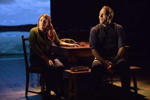 Mare Winningham, Stephen Bogardus, Girl From The North Country, Bob Dylan, Conor McPherson