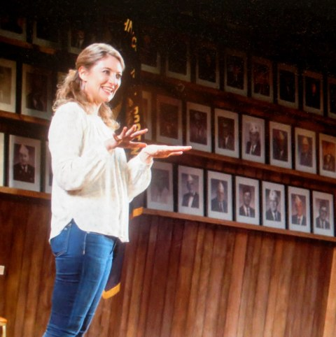 Heidi Schreck, Oliver Butler, NYTW, What The Constitution Means to Me