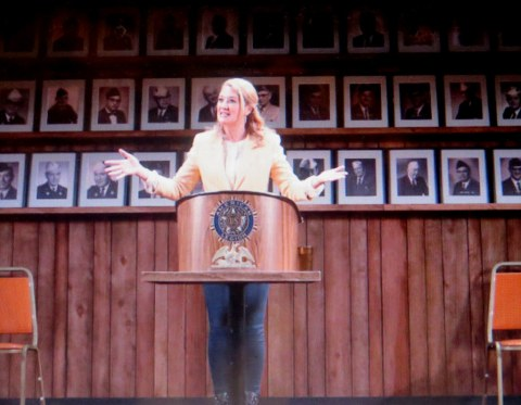 Heidi Schreck, What The Constitution Means to Me, Oliver Butler, NYTW