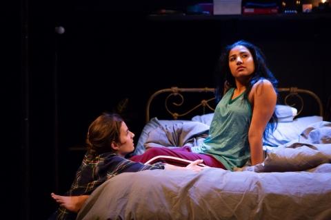 Laura Ramadei, Mykal Monroe, Agnes, 59E59 Theaters