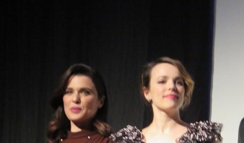 Rachel Weisz, Rachel McAdams, Disobedience, Alessandro Nivola, 2018 Tribeca Film Festival US Premiere and Q & A