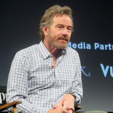 Bryan Cranston, Tribeca Talks, Tribeca TV Festival 2018