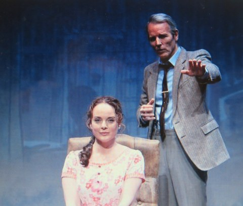 Melissa Errico, Stephen Bogardus, Irish Repertory Theatre, On a Clear Day You Can See Forever, Charlotte Moore