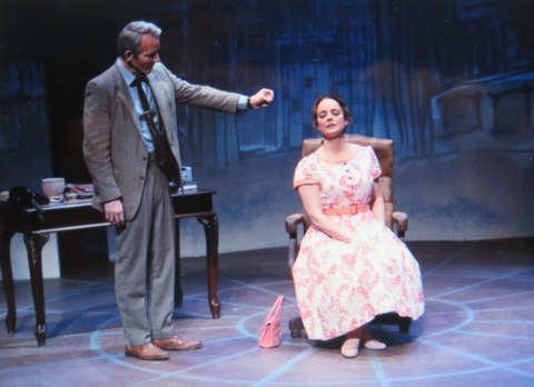 Melissa Errico, Stephen Bogardus, On a Clear Day You Can See Forever, Charlotte Moore, Irish Repertory Theatre