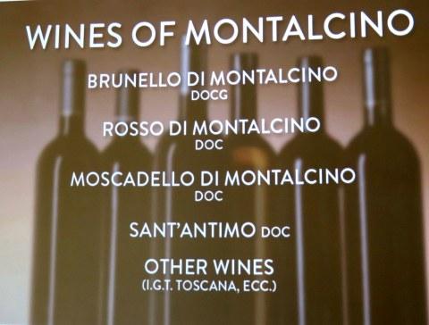 Brunello di  Montalino,Montalcino Tasting NYC, Montalcino, Tuscany, Italy