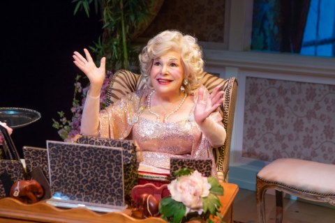 Renée Taylor, My Life on a Diet, Joe Bologna, Theatre at St. Clement's