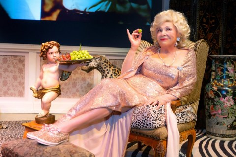 Renée Taylor, Joe Bologna, Theatre at St. Clement's, My Life on a Diet
