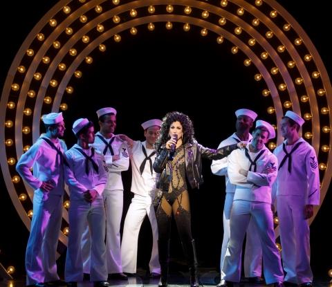 The Cher Show, Stephanie J. Block, Daryl Waters, Jason Moore
