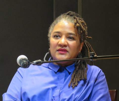 Lynn Nottage, LPTW, NYPL for the Performing Arts, Lynn Nottage, Elisabeth Vincentelli
