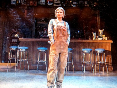 Lynn Nottage, Sweat, Martha Plimpton, Donmar Warehouse
