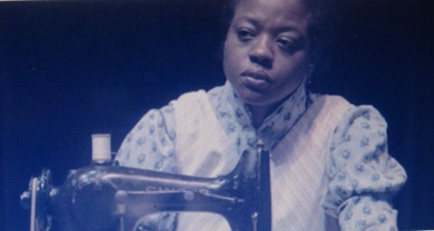 Intimate Apparel, Viola Davis, Lynn Nottage