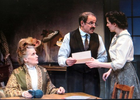 The Mint Theater Company, Donald Corren, Tracy Sallows, Emma Geer, Theatre Row, Elizabeth Baker