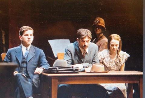 Stark Sands, Frederick Weller, Erin Wilhelmi, Harper Lee's 'To Kill a Mockingbird,' Bartlett Sher,Aaron Sorkin,