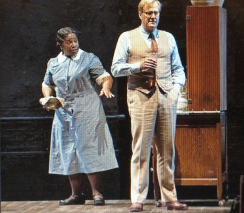 Aaron Sorkin, Harper Lee's To Kill a Mockingbird, Bartlett Sher, LaTanya Richardson Jackson, Jeff Daniels