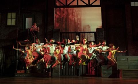 Kiss Me Kate,' 2019 Roundabout Revival, Scott Ellis, Cole Porter, Sam & Bella Spewack