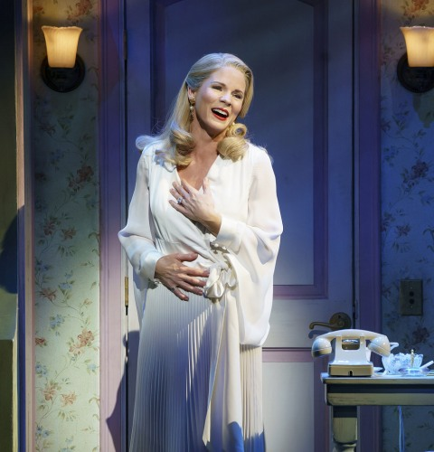 Kelli O'Hara, Kiss Me Kate, 2019 Roundabout Revival, Scott Ellis