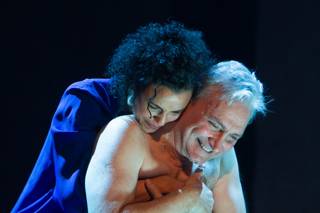 Tiffany Rachelle Stewart, Rocco Sisto in 'The Tragedy of Julius Caesar,' Shana Cooper, Theatre for a New Audience