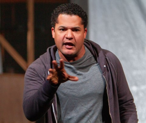 Brandon J. Dirden, 'The Tragedy of Julius Caesar,' Theatre for a New Audience, Shana Cooper