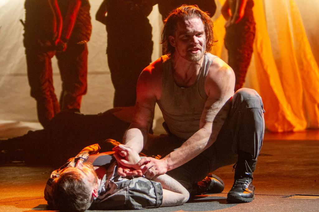 Stephen Michael Spencer, Matthew Amendt, The Tragedy of Julius Caesar,'