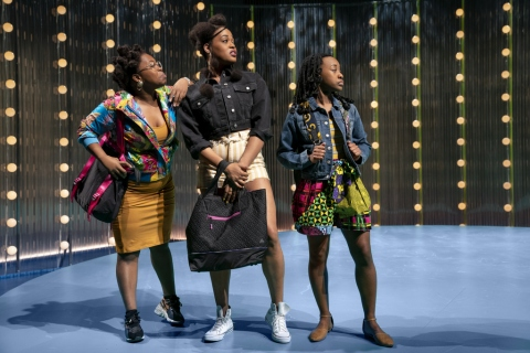 Tori Sampson, Leah C. Gardiner, Playwrights Horizons, Phumzile Sitole, Antoinette Crowe-Legacy, Miriarai Sithole, If Pretty Hurst Ugly Must be a Muhfucka
