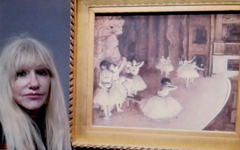 Rosaryor Neill, Muse D'ORSay, Impressionism, Edgar Degas