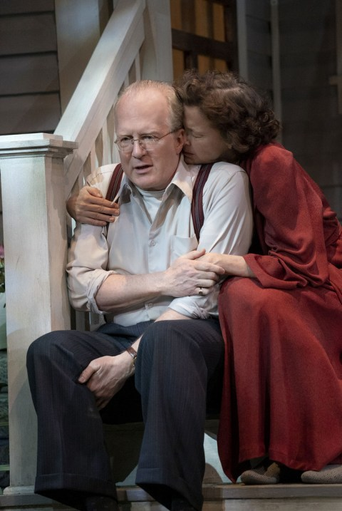 Tracy Letts, Annette Bening, Jack O'Brien, Arthur Miller, All My Sons