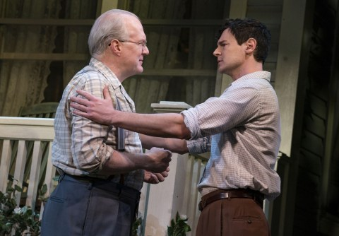 Tracy Letts, Benjamin Walker, Jack O'Brien, Arthur Miller, All My Sons