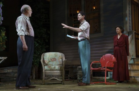 Tracy Letts, Benjamin Walker, All My Sons, Jack O'Brien, Arthur Miller