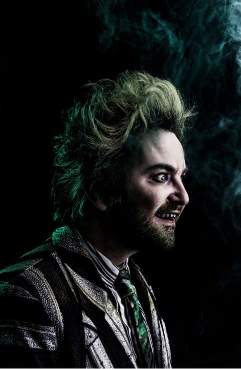 Alex Brightman, Alex Timbers, Beetlejuice, Eddie Perfect, Anthony King, Scott Brown
