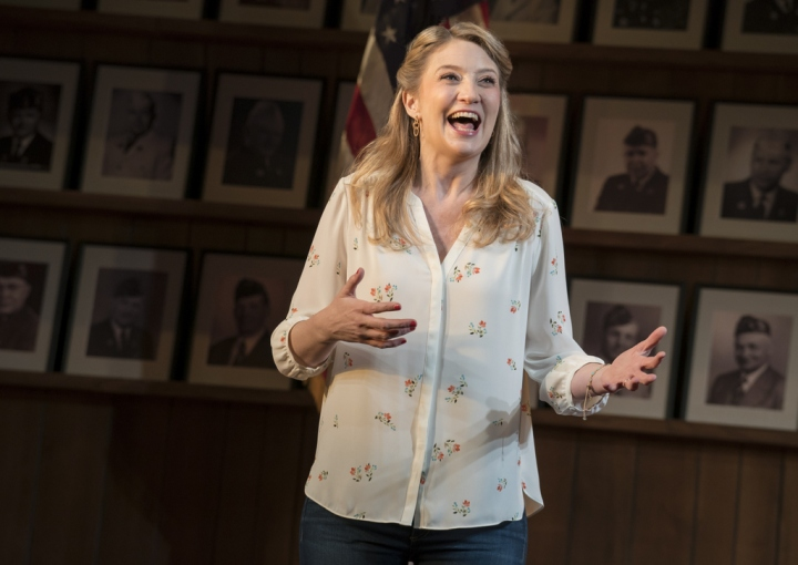 Heidi Schreck, What the Constitution Means to Me, Oliver Butler