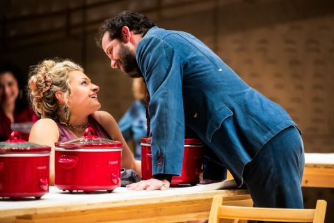 Ali Stroker, Will Brill in Rodgers & Hammerstein II's 'Oklahoma!' Daniel Fish, Circle in the Square