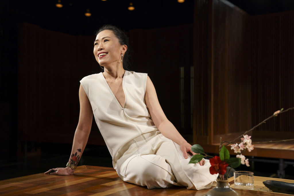 Vanessa Kai, 'The Pain of My Belligerence, Playwrights Horizons, Trip Cullman