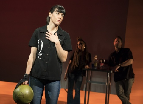 Zoe Winters, White Noise, Oskar Eustis, Suzan-Lori Parks, the Public