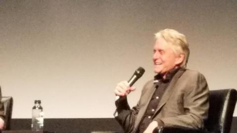Michael Douglas, It Takes a Lunatic, Wynn Handman, Tribeca Film Festival World Premiere, Billy Lyons