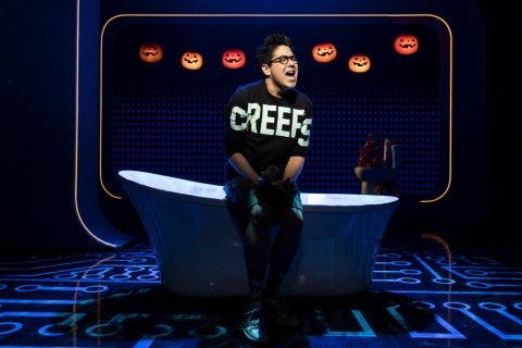 Be More Chill, Joe Iconis, Joe Tracz, Stephen Brackett, George Salazar