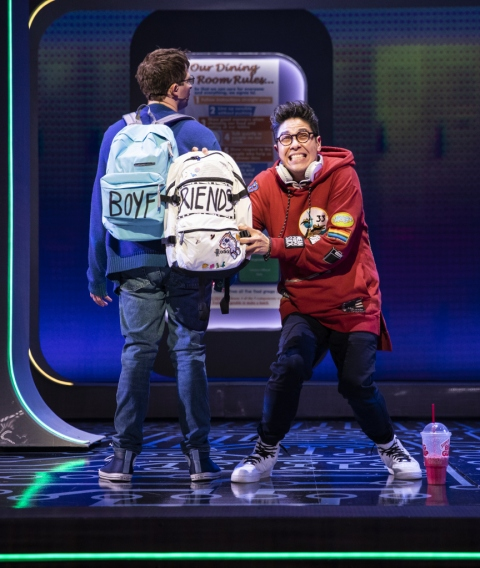 Joe Iconis, Be More Chill, Will Roland, George Salazar, Joe Tracz, Stephen Brackett