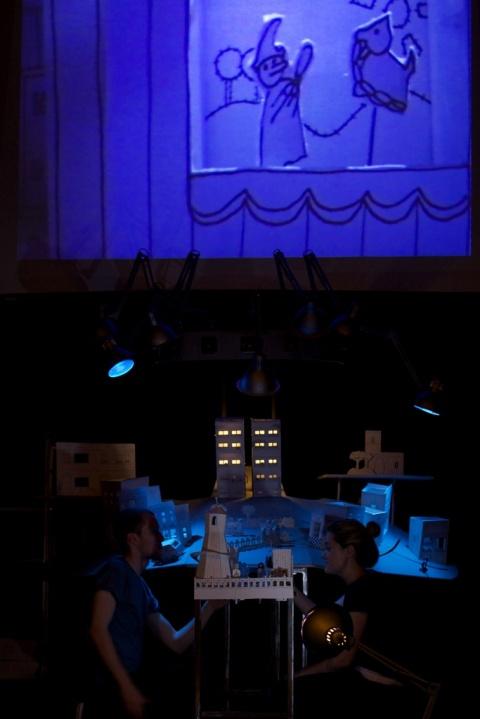 Feral, U.S. Premiere, Brits Off Broadway, 59E59 Theaters