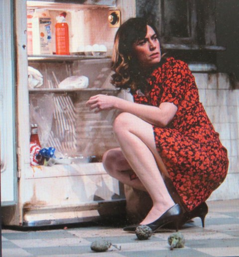 Maggie Siff, Curse of the Starving Class, Terry Kinney, Sam Shepard
