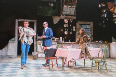 Gilles Geary, Andrew Rothenberg, Lizzy Declement, Curse of the Starving Class, Sam Shepard, Terry Kenney, Signature Theatre