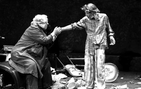 Jayne Houdyshell, Glenda Jackson, 'King Lear