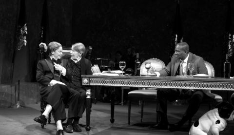 Ruth Wilson, Glenda Jackson, John Douglas Thompson, Sam Gold, King Lear