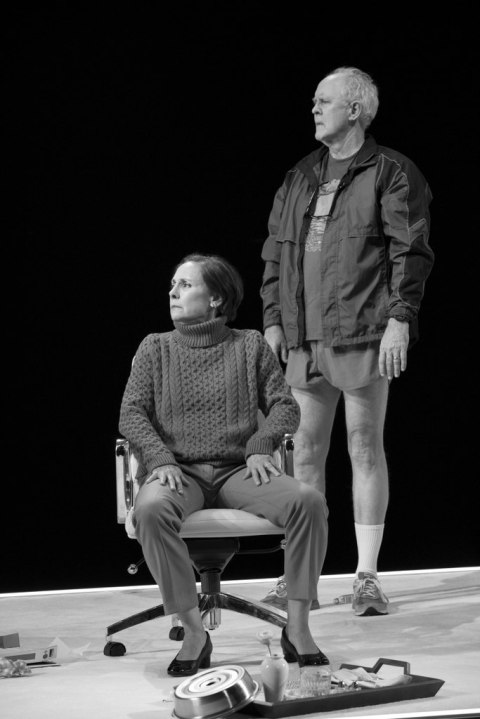Laurie Metcalf, John Lithgow, Hillary and Clinton, Joe Mantello, Lucas Hnath