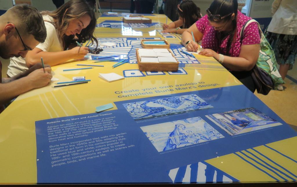 """'Brazilian Modern"""" The Living Art of Roberto Burle Marx,' NYBG Installation (June 8-September 29)"""