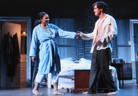 Frankie and Johnny in the Claire de Lune, Terrence McNally, Arin Arbus, Audra McDonald, Michael Shannon, Broadhurst Theatre