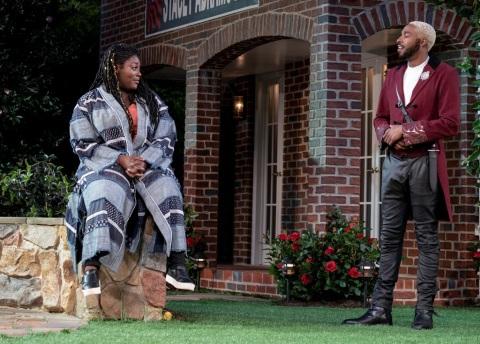 Danielle Brooks, Grantham Coleman, William Shakespeare, Much Ado about Nothing, Kenny Leon, Shakespeare in the Park
