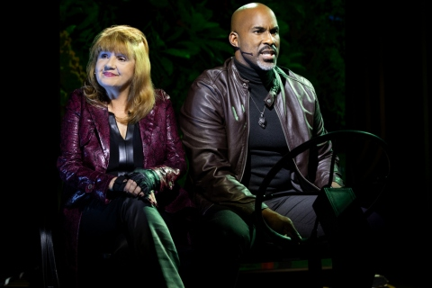 Annie Golden, Alan H. Green, Broadway Bounty Hunter,Annie Golden, Alan H. Green, Broadway Bounty Hunter, Jennifer Werner, Joe Iconis,lace n Rubin, Jason Sweettooth Williams, Brad Oscar
