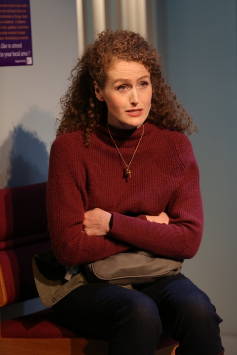 Brenda Meaney, Little Gem, Irish Repertory Theatre, Elaine Murphy, Marc Atkinson Borrull