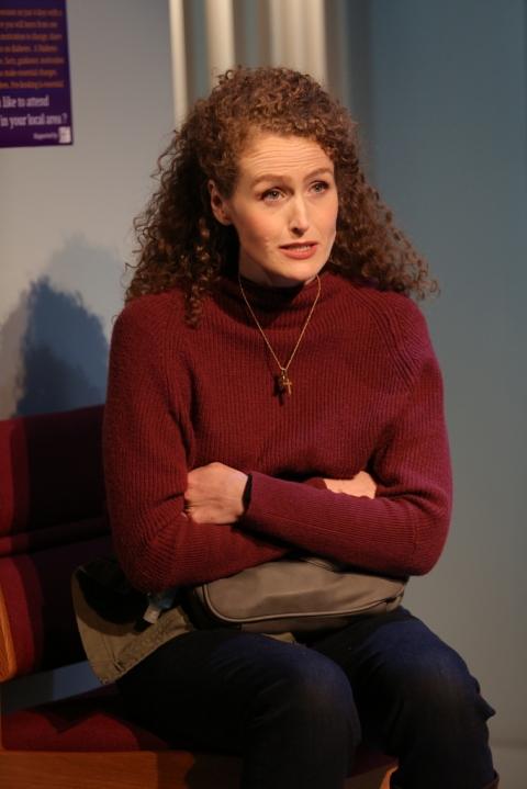 Brenda Meaney, Little Gem, Irish Repertory Theatre, Elaine Murphy, Marc Atkinson Borrull